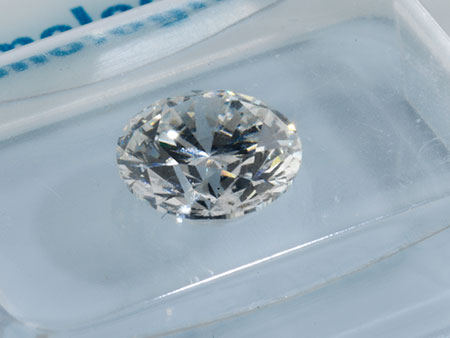 Detail images:  Loser Brillant 1,7 ct
