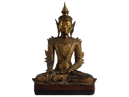 Burmesischer Buddha