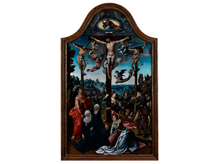 Maler aus der Werkstatt des Meisters von 1518 bzw. aus dem Kreis der Antwerpener Manieristen