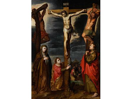 Marten de Vos, 1532 Antwerpen – 1603