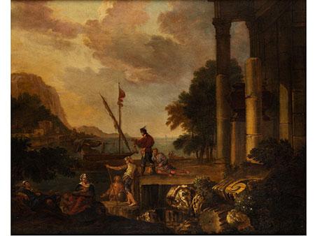 Jacob de Heusch, 1657 Utrecht – 1701 Amsterdam