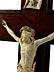 Detail images: Holzkreuz mit Corpus Christi