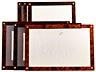 Detail images: Konvolut von sechs Rahmen im Empire-Stil