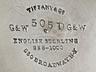 Detailabbildung: Große Tiffany-Kaffeekanne