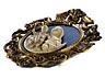 Detailabbildung: Elfenbeinrelief-Madonna mit Kind