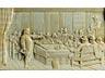 Detail images: Paar Elfenbein-Reliefbilder