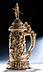 Detailabbildung: Großer Elfenbeinhumpen mit Bacchanal