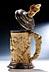 Detailabbildung: Großer Elfenbein-Prunkhumpen