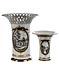 Detail images: Zwei Vasen aus dem Perlservice