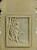 Detail images: Museale äußerst fein geschnitzte Elfenbein-Aedicula mit Grisaille-Miniaturgemälde
