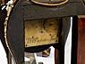 Detail images: Große Konsoluhr