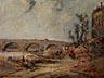 Detail images: Albert Marie Lebourg, 1849 – 1928 Rouen, zug.