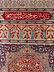 """Detail images: Ägyptischer Wandteppich (""""Mameluk"""") mit Koransprüchen und geometrischer Musterung"""