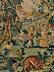 Detailabbildung: Bedeutender musealer Brüsseler Wandteppich des 16. Jahrhunderts