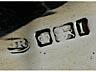Detail images: Prunkdeckelpokal in Silber und Elfenbein