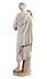 Detail images: Klassizistischer Bildhauer nach der Antike