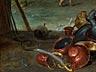 Detail images: Flämischer Meister aus dem Umkreis von Jan Brueghel d. J. (1608 – 1678) und Jan van Kessel (um 1626 – 1679)
