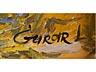 Detail images: A. E. Gurar, russischer Maler der Moderne