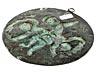 Detail images: Bronze-Reliefplakette mit tanzenden Putten
