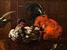 Detail images: Melchior de Hondecoeter, 1636 Utrecht – 1695 Amsterdam, zug.