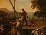 Detail images: Jacob de Heusch, 1657 Utrecht – 1701 Amsterdam