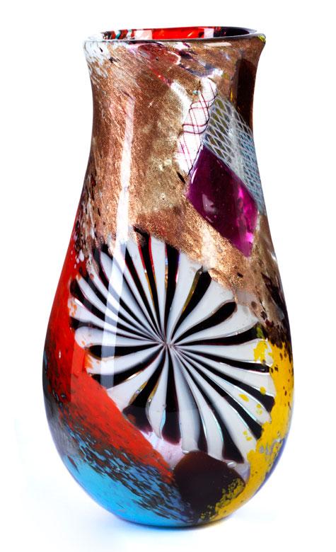 Oriente Vase, Dino Martens, zug.