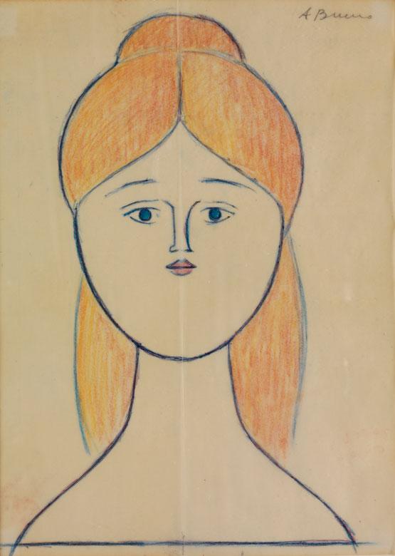 Antonio Bueno, 1918 Berlin - 1984 Fiesole