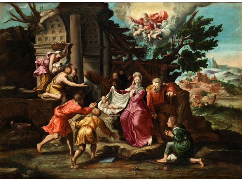 Italienischer Maler um 1600