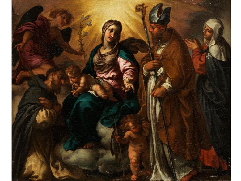 Alessandro Turchi, 1578 Verona - 1649 Rom, zug.