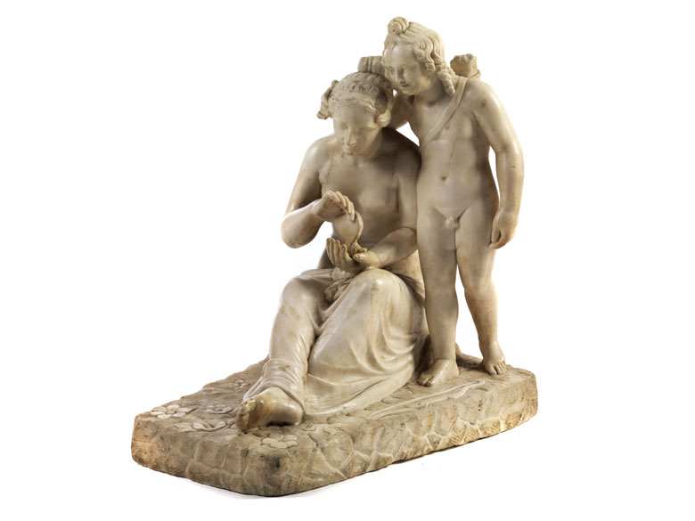 Italienischer Bildhauer des Klassizismus