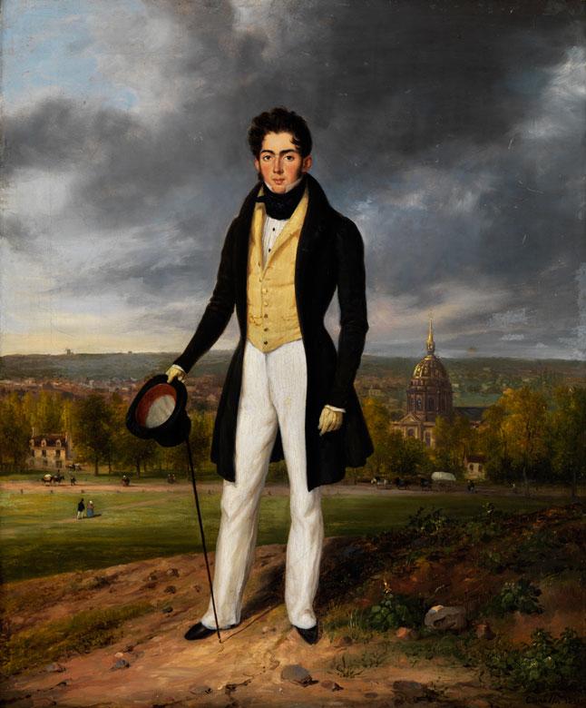Giuseppe Canella I, 1788 Verona - 1847 Florenz