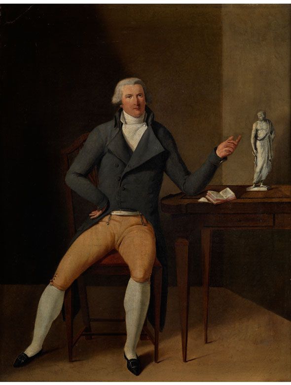 Maler der lombardischen Schule des ausgehenden 18. Jahrhunderts