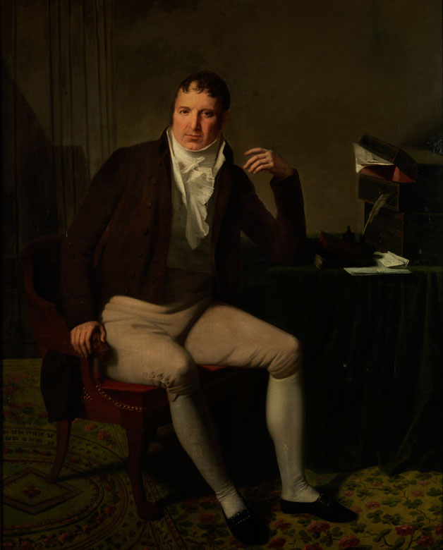 Jacques Antoine Vallin, um 1760 Paris - um 1831, zug.