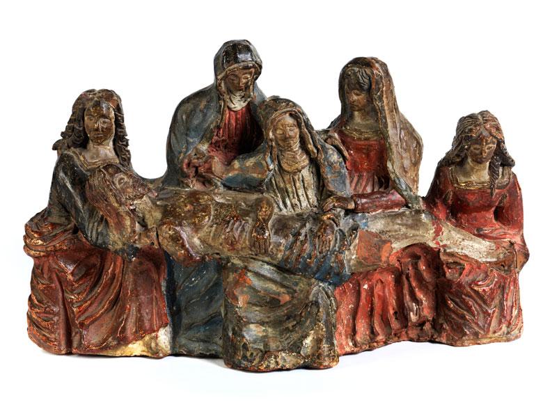 Korsischer Bildhauer des 18./ 19. Jahrhunderts