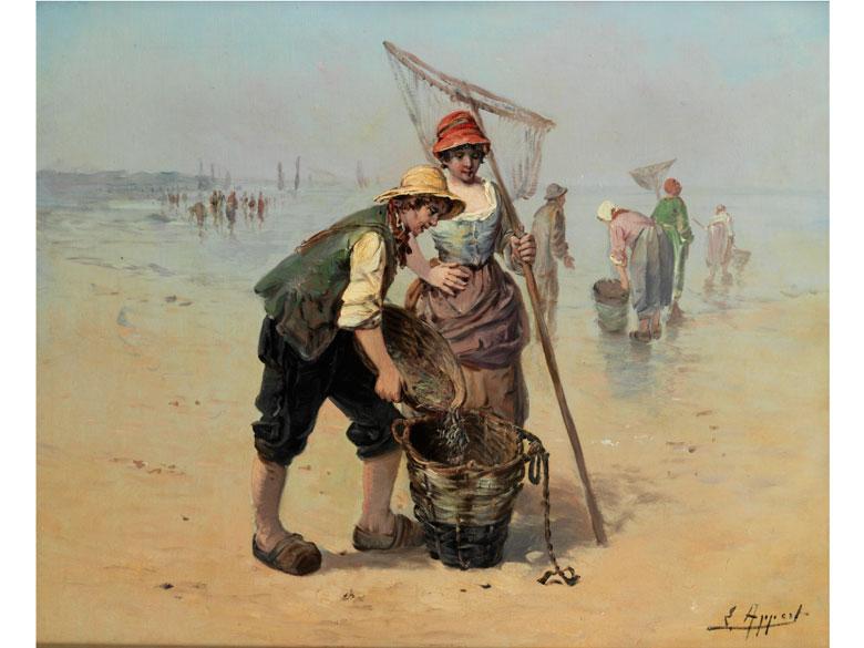 Eugene Appert, 1814 - 1867