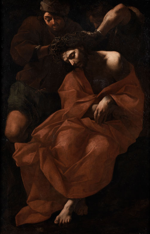 Antonio Circignani, (genannt Antonio Pomarancio), 1568 Città della Pieve - 1629 Rom