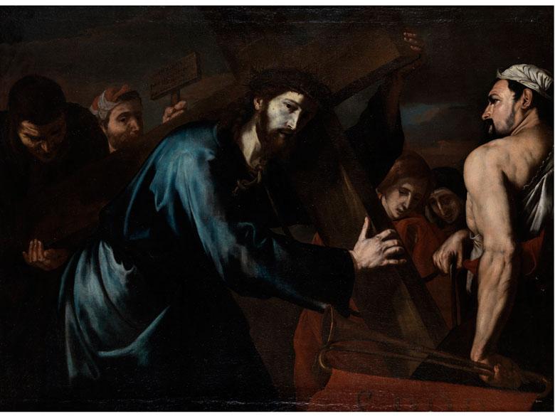 Jusepe de Ribera, 1588 - 1652, zug.