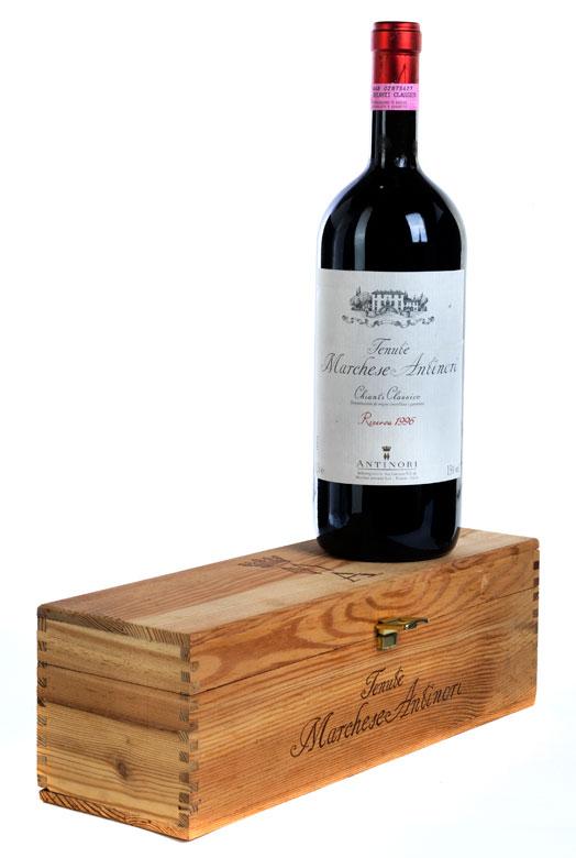 Chianti Classico Riserva von Tenute Marchese Antinori, Jahrgang 1996