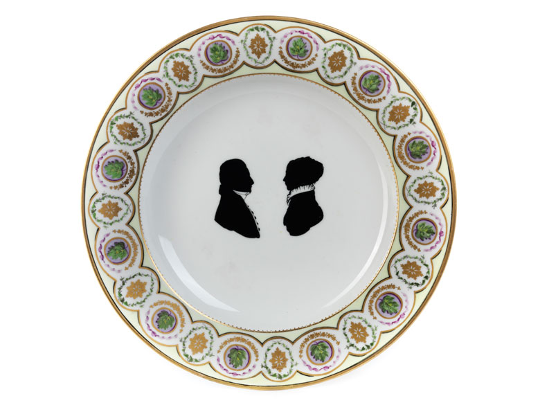 Wiener Hochzeiterteller