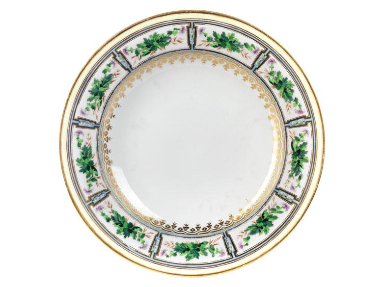 Wiener Klassizismus-Teller