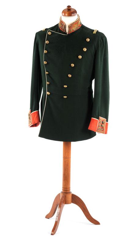 Uniformrock eines russischen Generaladjutanten