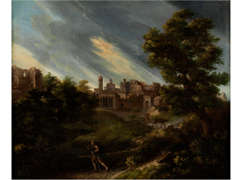 Gaspard Dughet, 1615 - 1675, Nachfolge