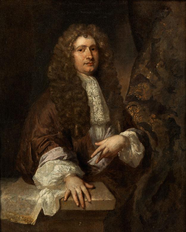 Caspar Netscher, 1639 Heidelberg - 1684 Den Haag