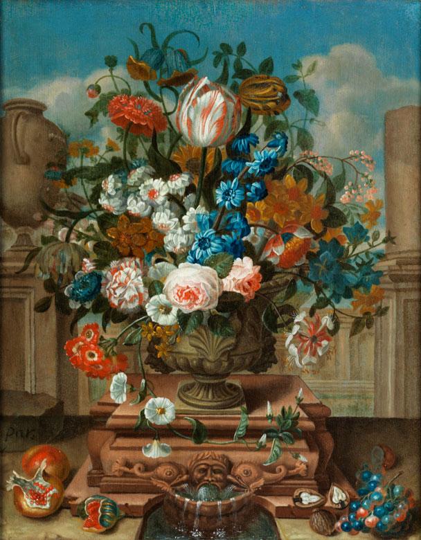 Peter Hardime, 1677 Antwerpen - 1758