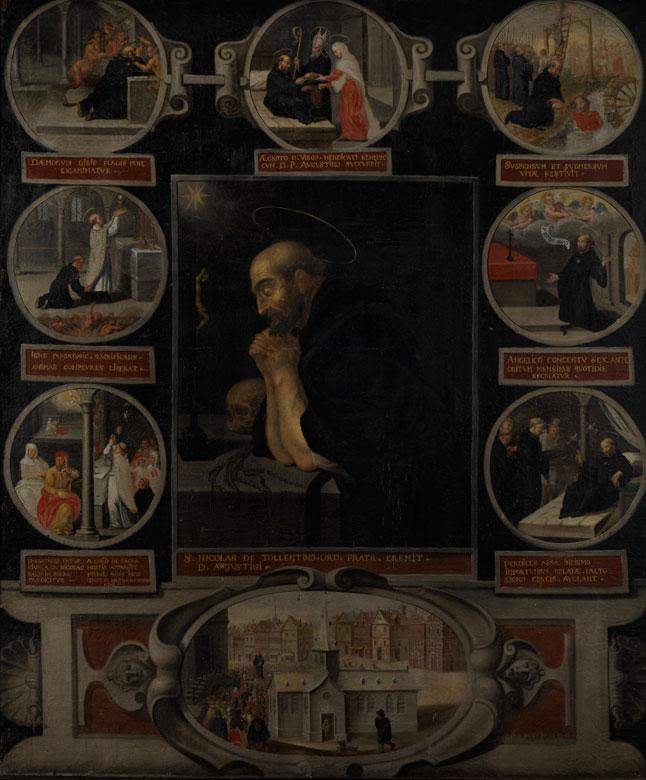 Niederländisch/ Niederrheinischer Maler des 17. Jahrhunderts