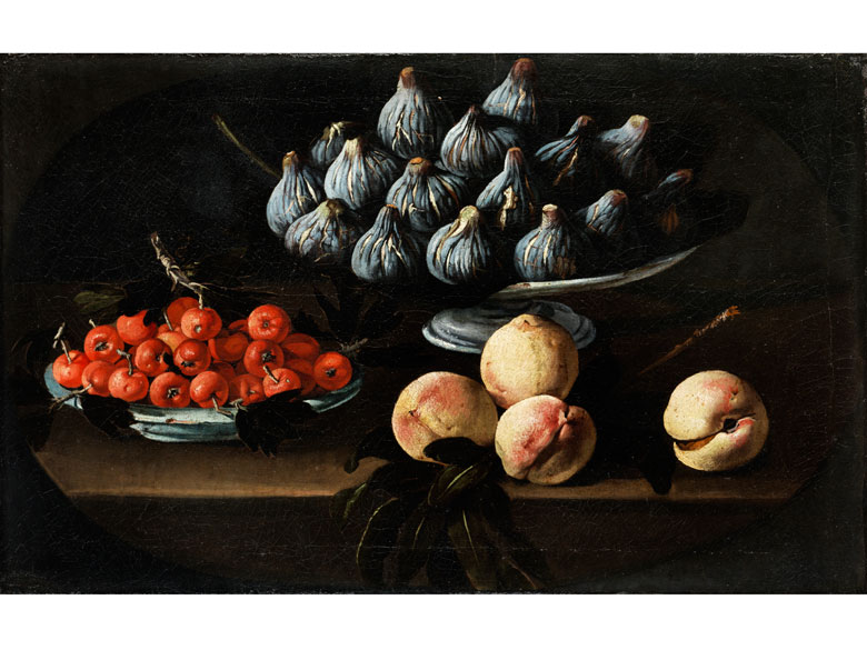 Luis Melendez, 1716 Neapel - 1780 Madrid, zug.