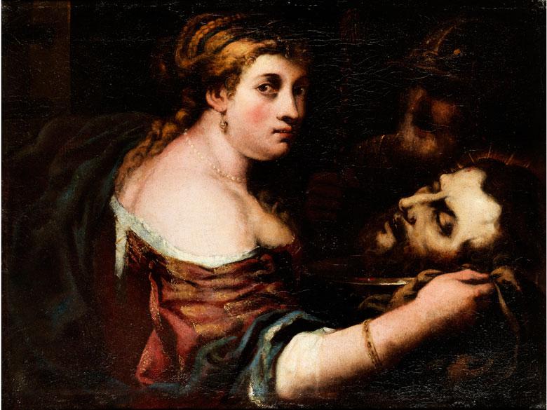 Maler der Venezianischen Schule des 17. Jahrhunderts