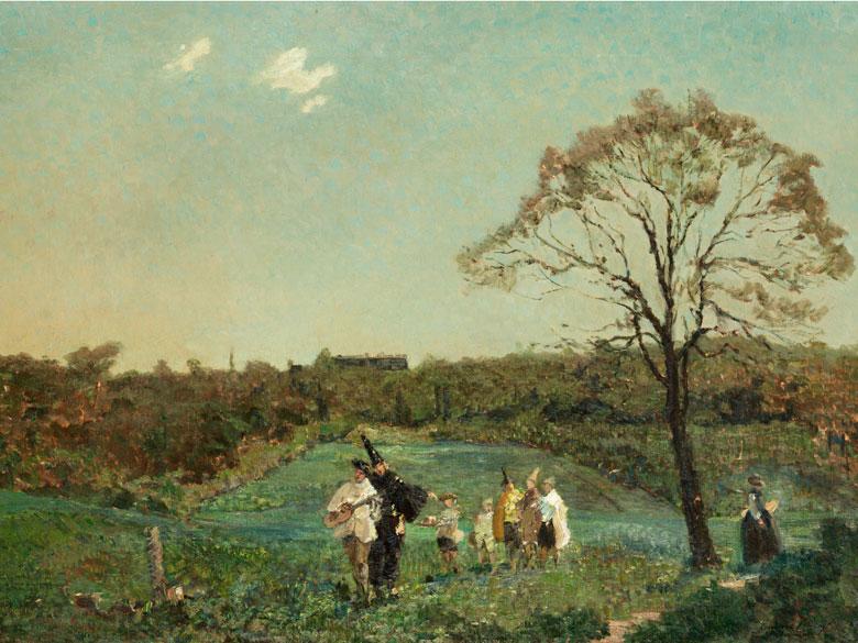 Emma Ciardi, 1879 Venedig - 1933
