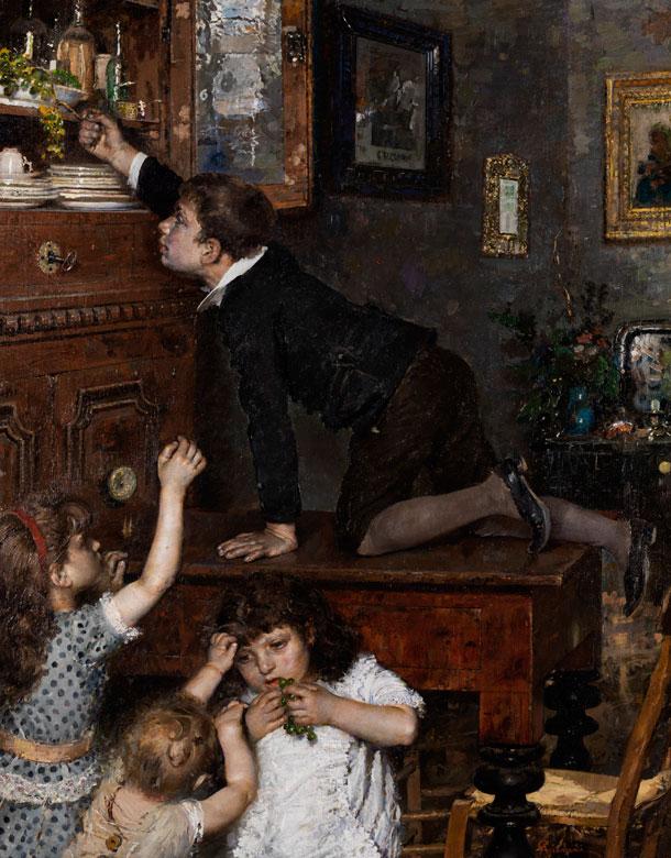 Anselmo Gianfanti, 1857 Montiano, Cesena - 1903 ebenda