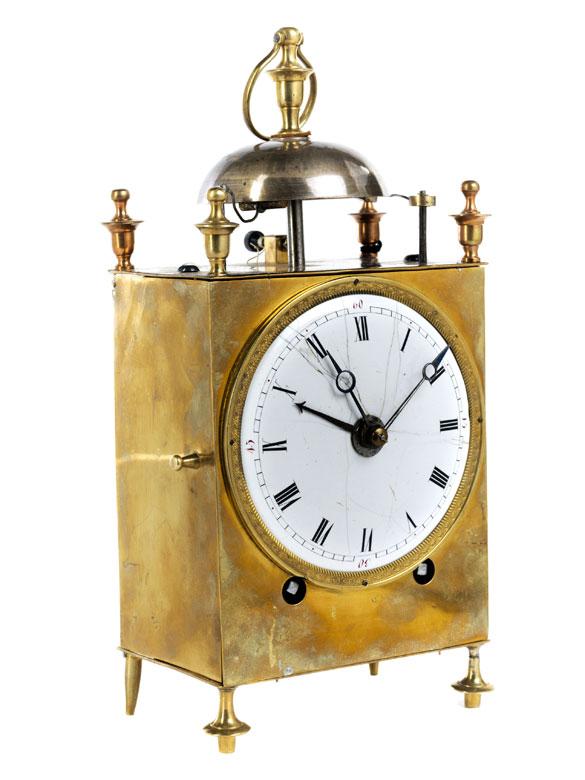 Französische Capucine-Uhr